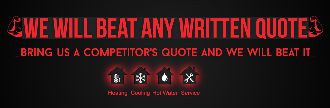 hvac air condiitoner furnace install repair quote price