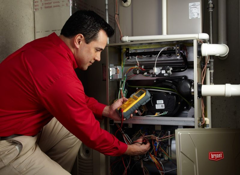 furnace maintenace toronto